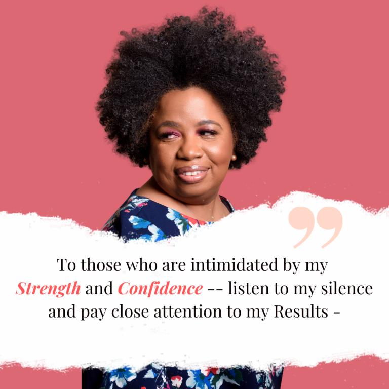 Victoria M. Parham - Empowerment Quote