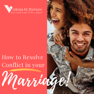How to Resolve Conflict in your Marriage eBook